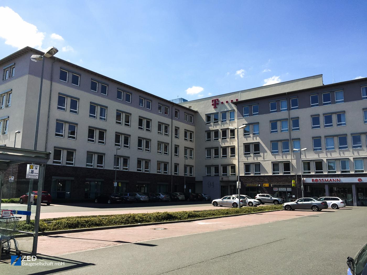 T-Com Gebäude Dortmund - Vorderansicht 3