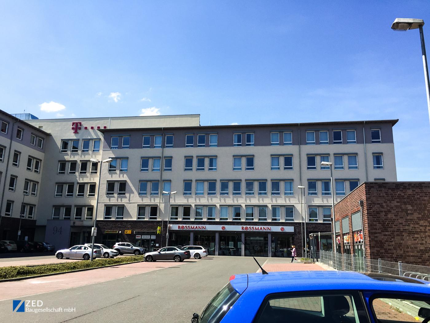 T-Com Gebäude Dortmund - Vorderansicht 2