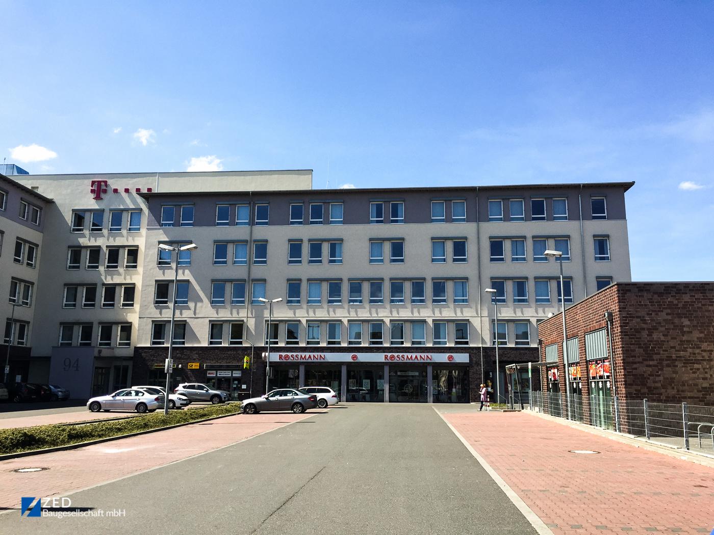 T-Com Gebäude Dortmund - Vorderansicht