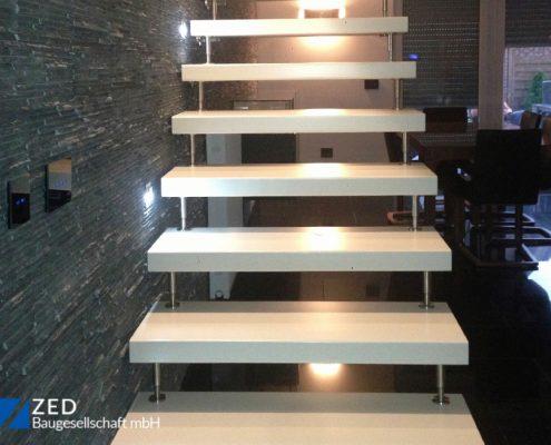 Schlüsselfertigbau von Immobilien angeboten von der ZED Baugesellschaft mbH