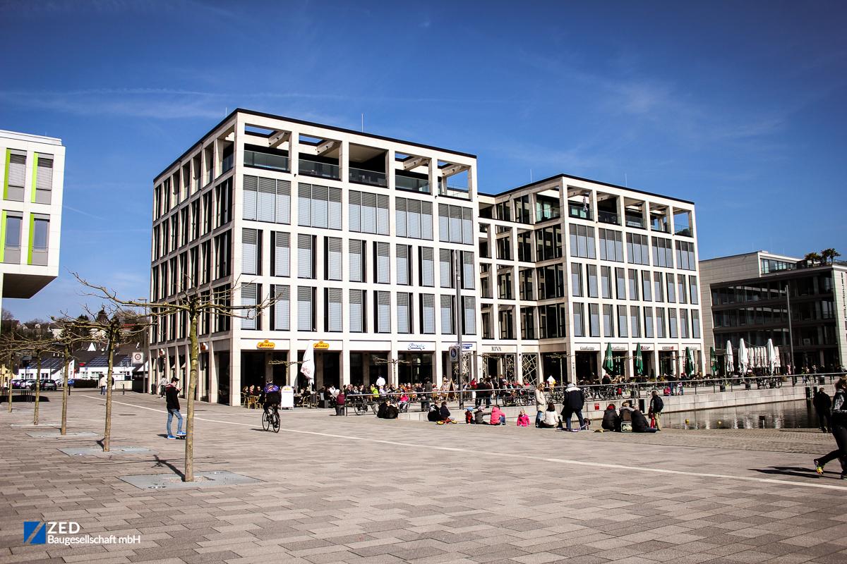 Referenz - RIVA Bürogebäude am Dortmunder Phönixsee
